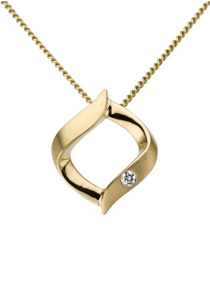 Ketten für Frauen - FIRETTI Kettenanhänger gold weiß  - Onlineshop ABOUT YOU