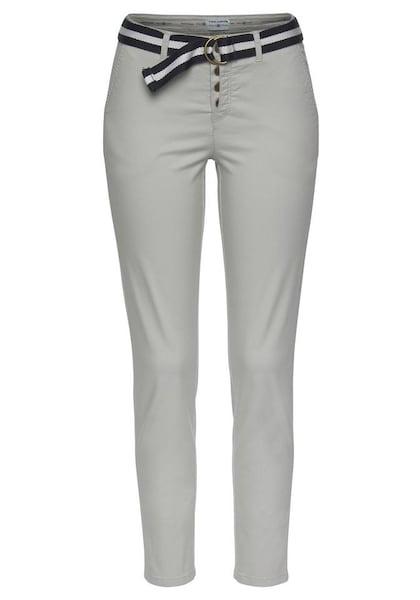 Hosen für Frauen - Hose › Tom Tailor Polo Team › grau  - Onlineshop ABOUT YOU