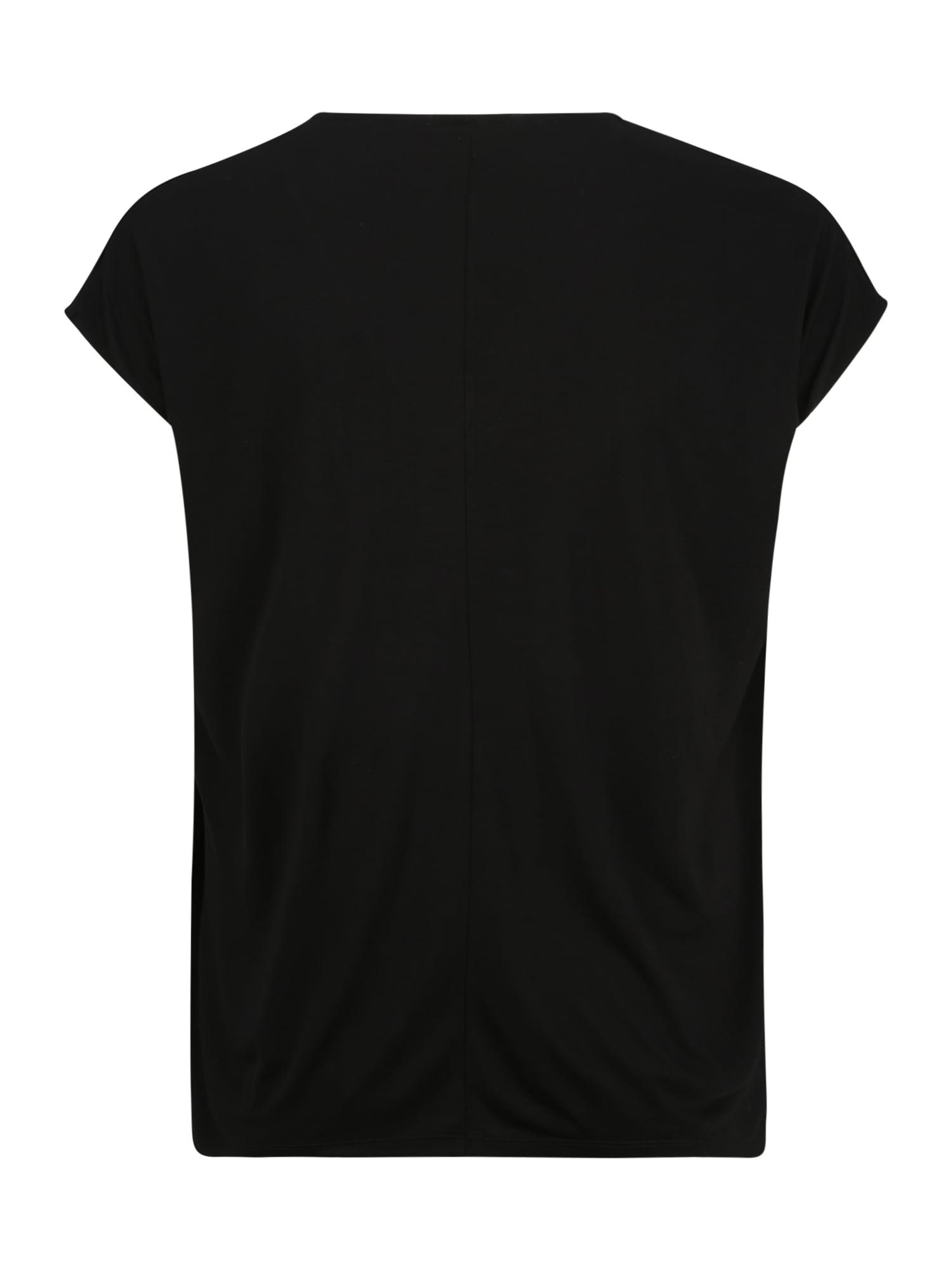 ABOUT YOU Curvy T-shirt 'Kate'  svart