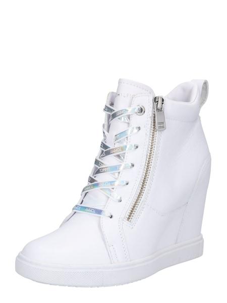 Sneakers für Frauen - TOMMY HILFIGER Sneaker 'AMANDA' weiß  - Onlineshop ABOUT YOU