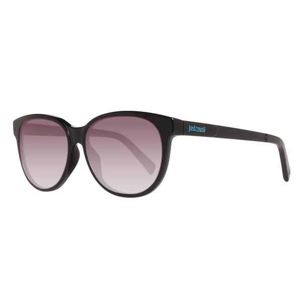 Sonnenbrillen für Frauen - Just Cavalli Sonnenbrille 'JC673S 5501B' schwarz  - Onlineshop ABOUT YOU