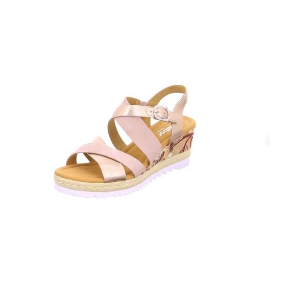 Sandalen - Sandalen › Gabor › rosé  - Onlineshop ABOUT YOU