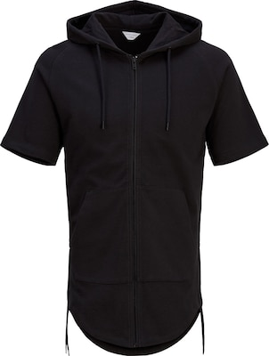 JACK & JONES Sweatjacke 'JCOFOLA SWEAT ZIP HOOD'