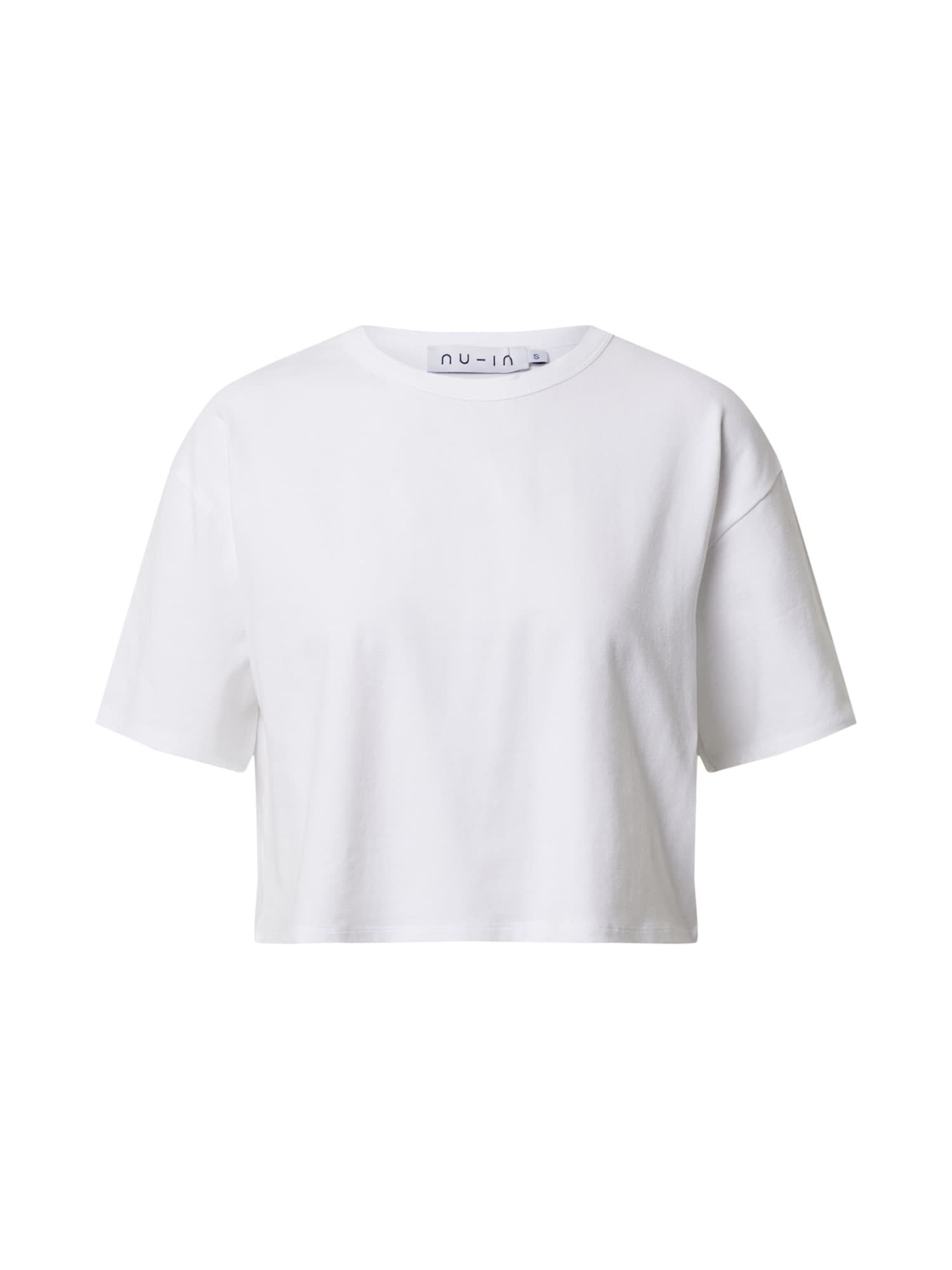 NU-IN Marškinėliai balta