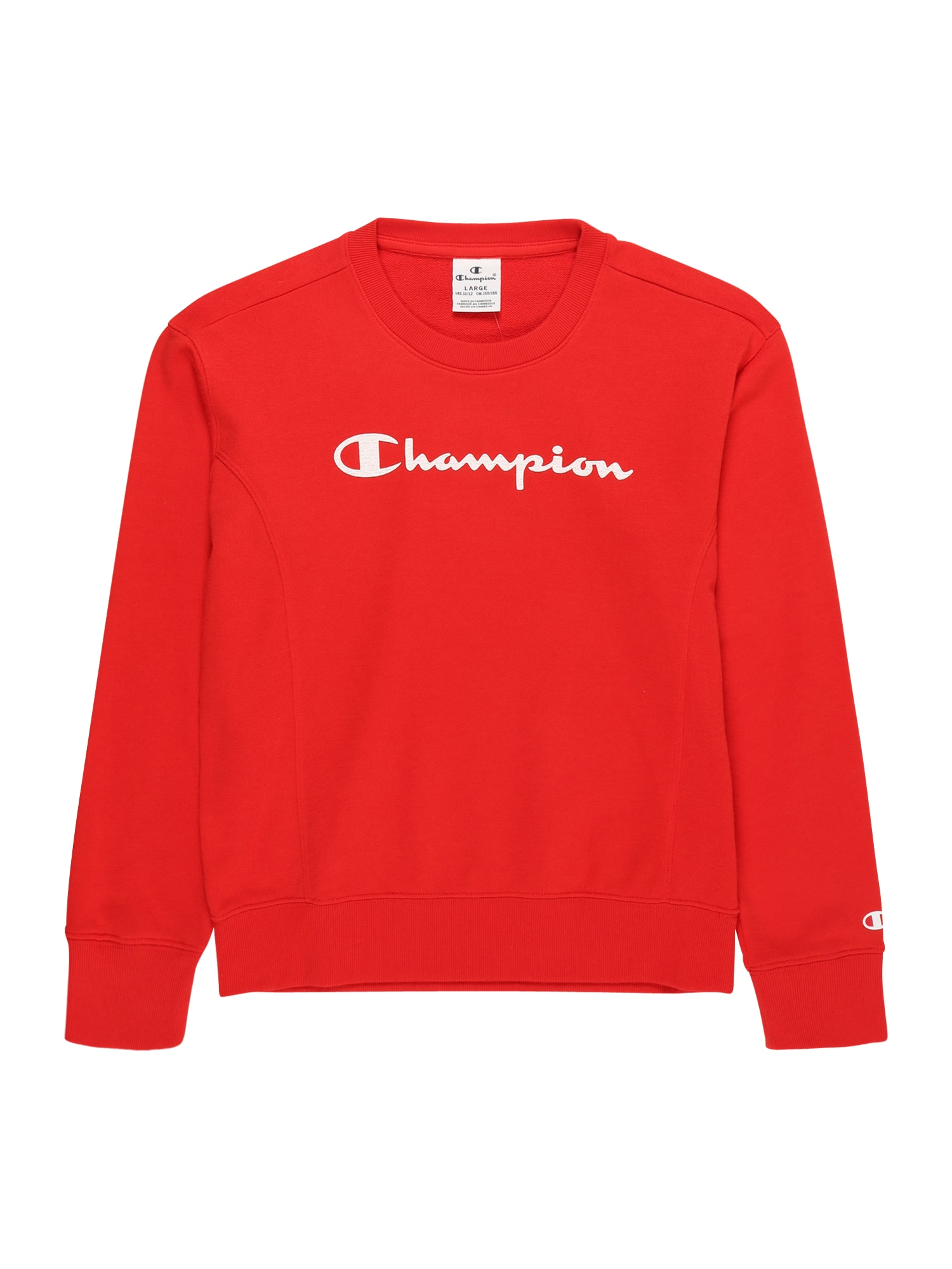 Champion Authentic Athletic Apparel Sportinio tipo megztinis raudona