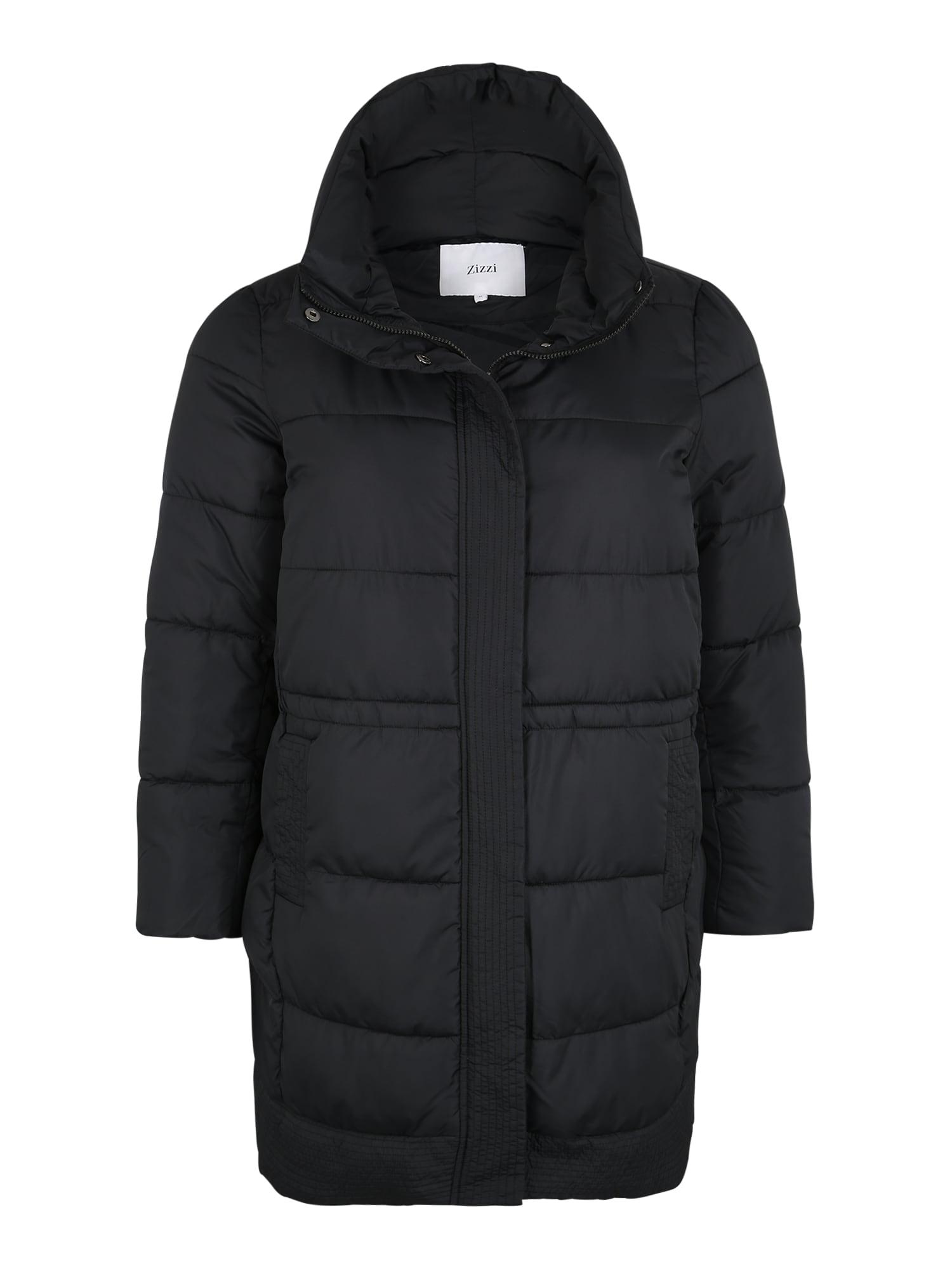 Zizzi Žieminis paltas 'CAPETRA' juoda
