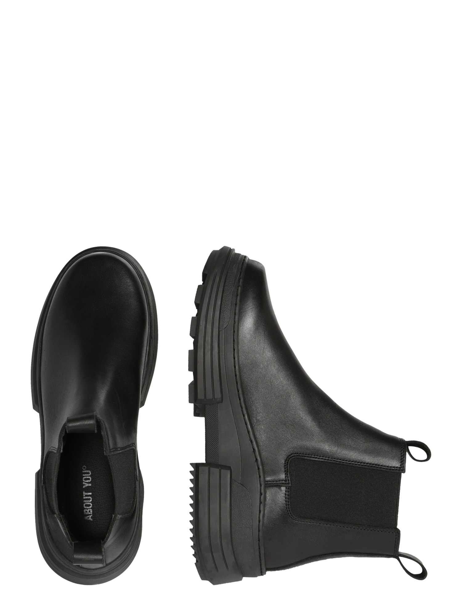 ABOUT YOU Chelsea boots 'Theresa'  svart