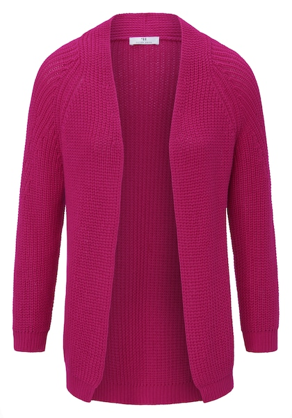 Jacken - Strickjacke › MYBC › neonpink  - Onlineshop ABOUT YOU