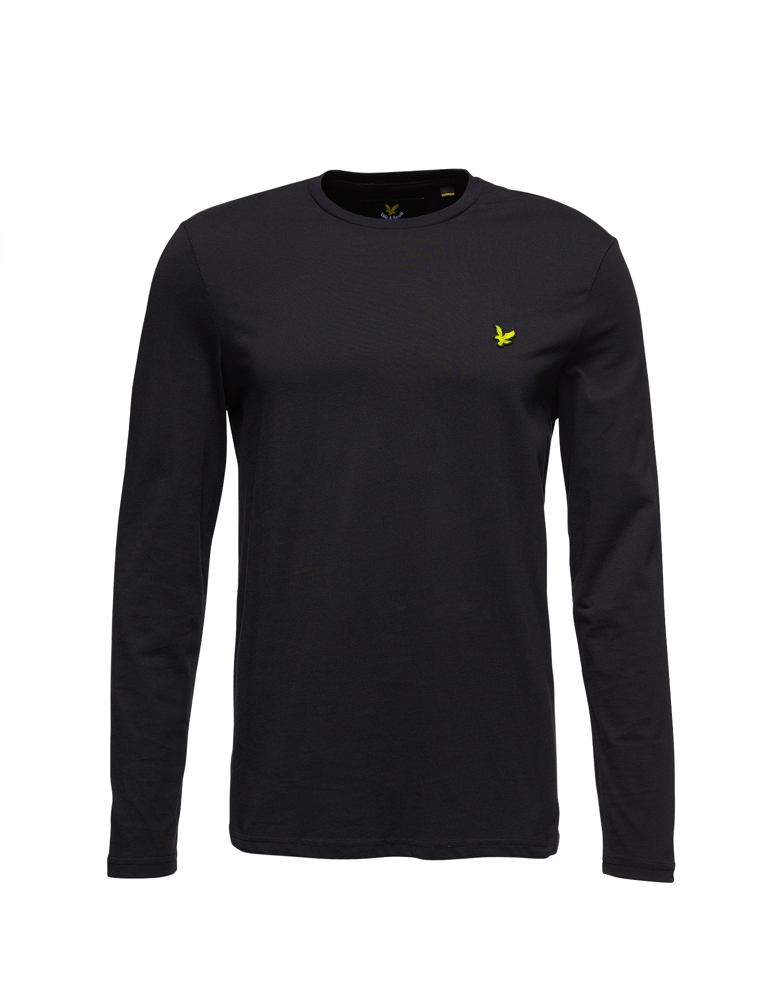 Tričko černá Lyle & Scott
