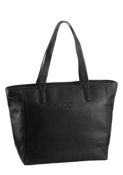 Shopper für Frauen - Shopper 'ALINA' › Ugg › schwarz  - Onlineshop ABOUT YOU
