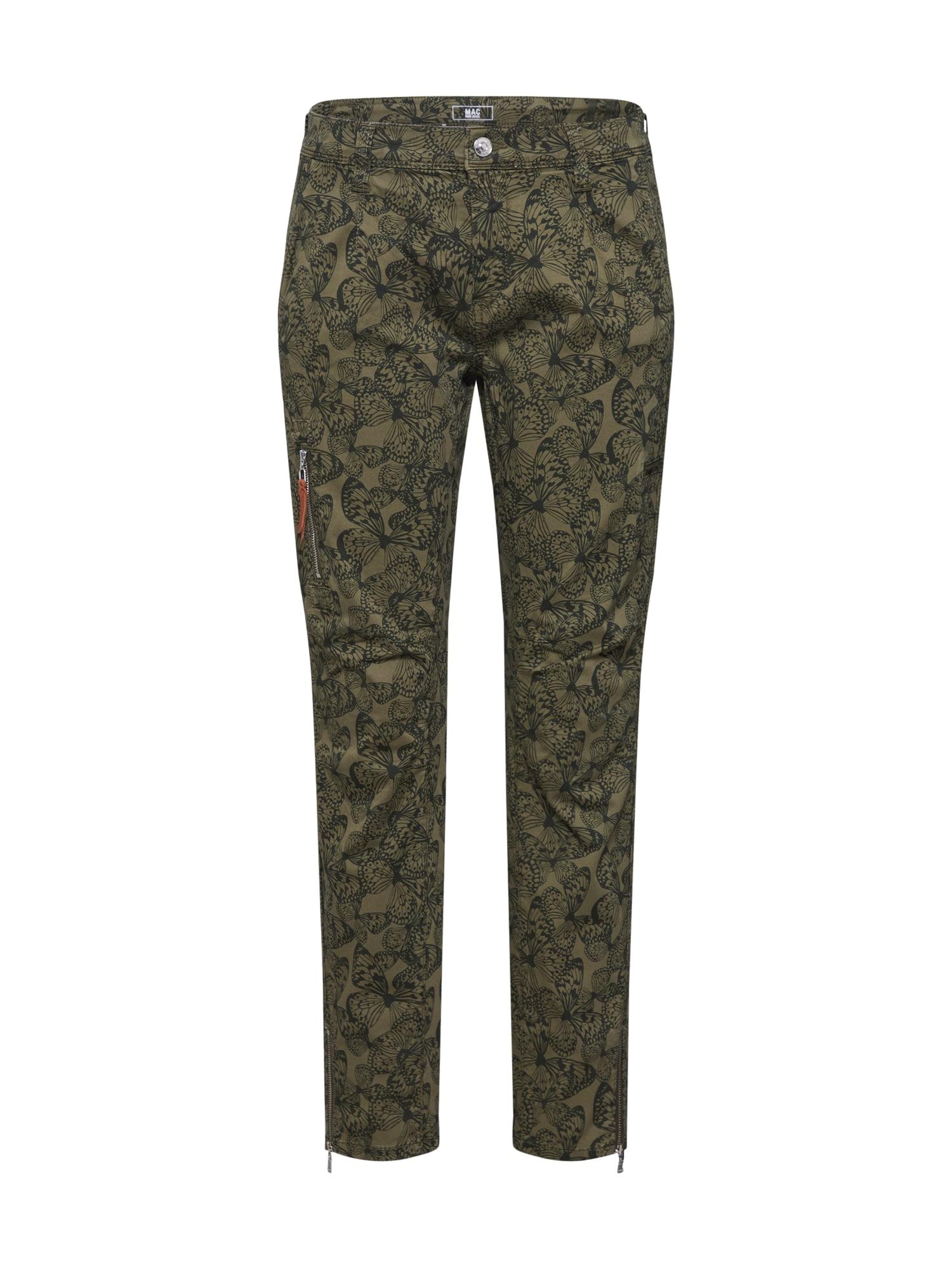 MAC Chino stiliaus kelnės 'RICH' žalia