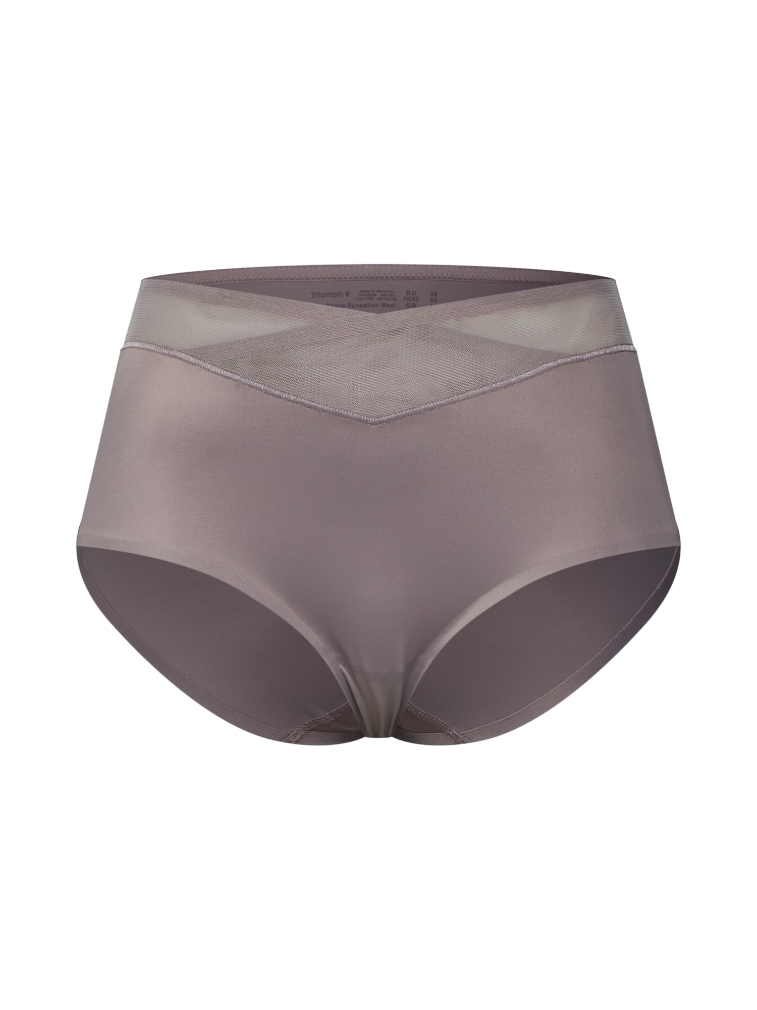 Stahovací prádlo True Shape Sensation Maxi barvy bláta TRIUMPH