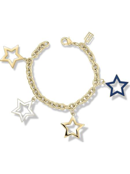 Armbaender für Frauen - Armband › Tommy Hilfiger › gold  - Onlineshop ABOUT YOU