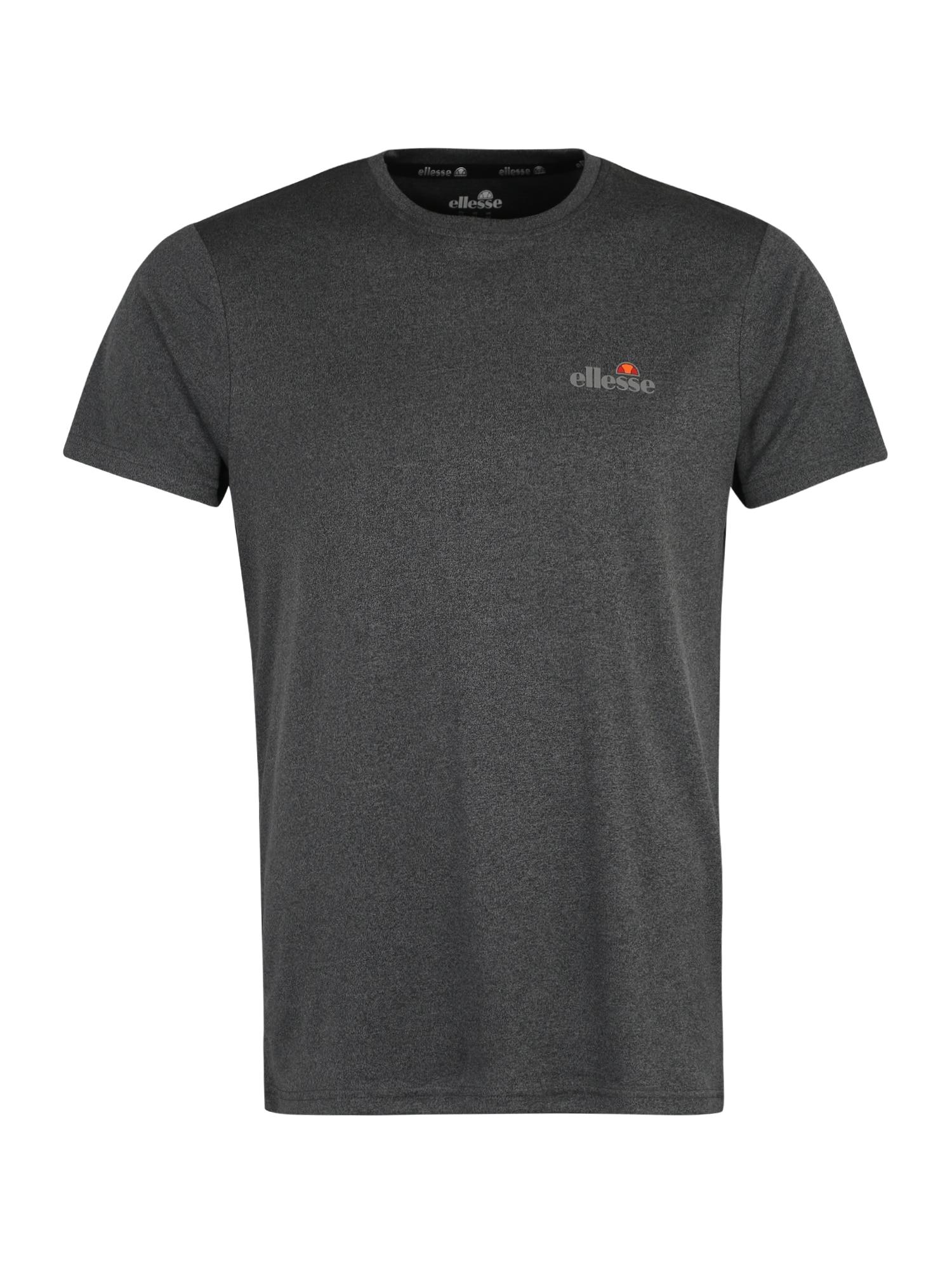 ELLESSE Funkčné tričko 'Becketi''  čierna