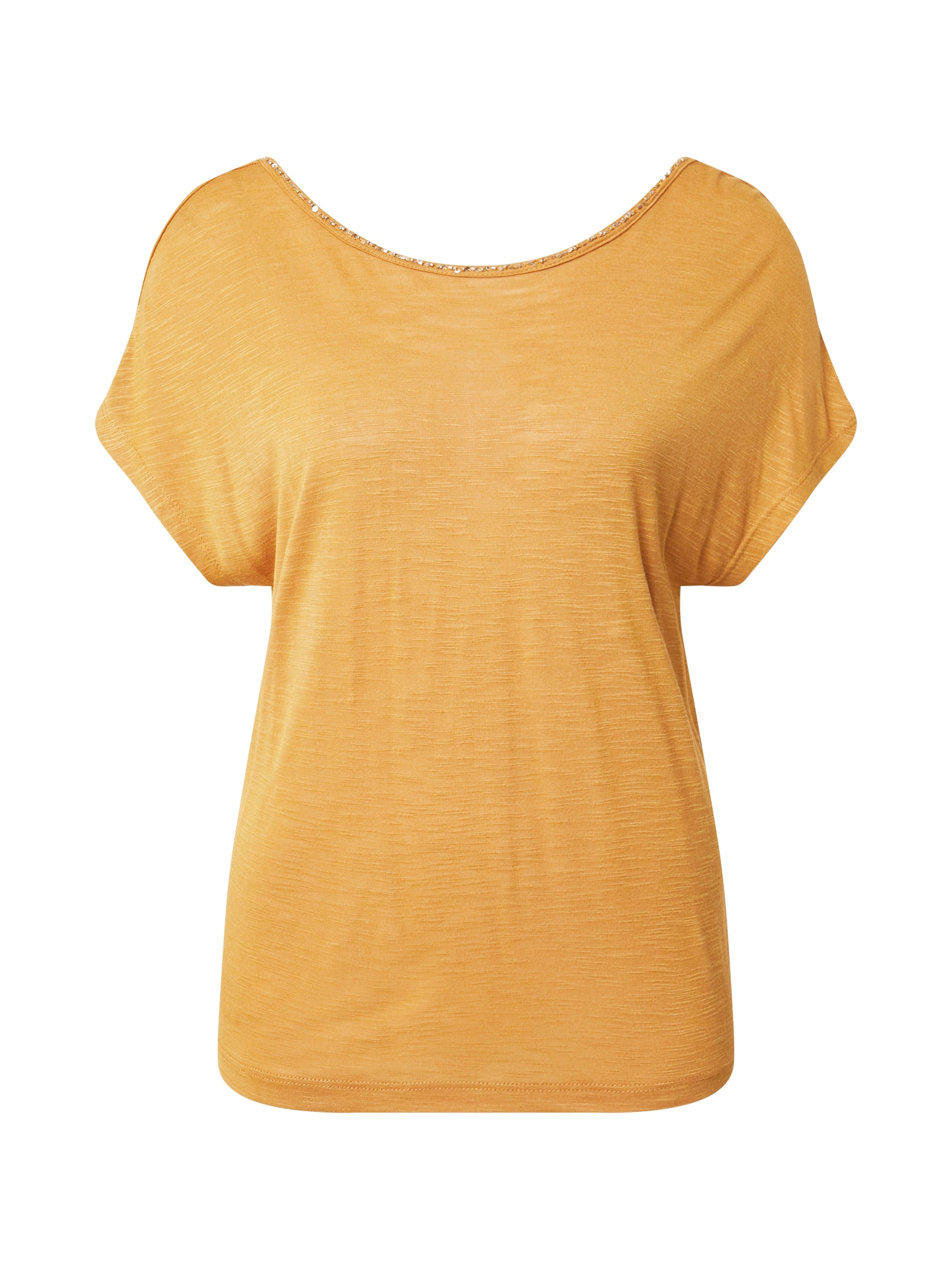 ABOUT YOU Marškinėliai 'Halvar' garstyčių spalva