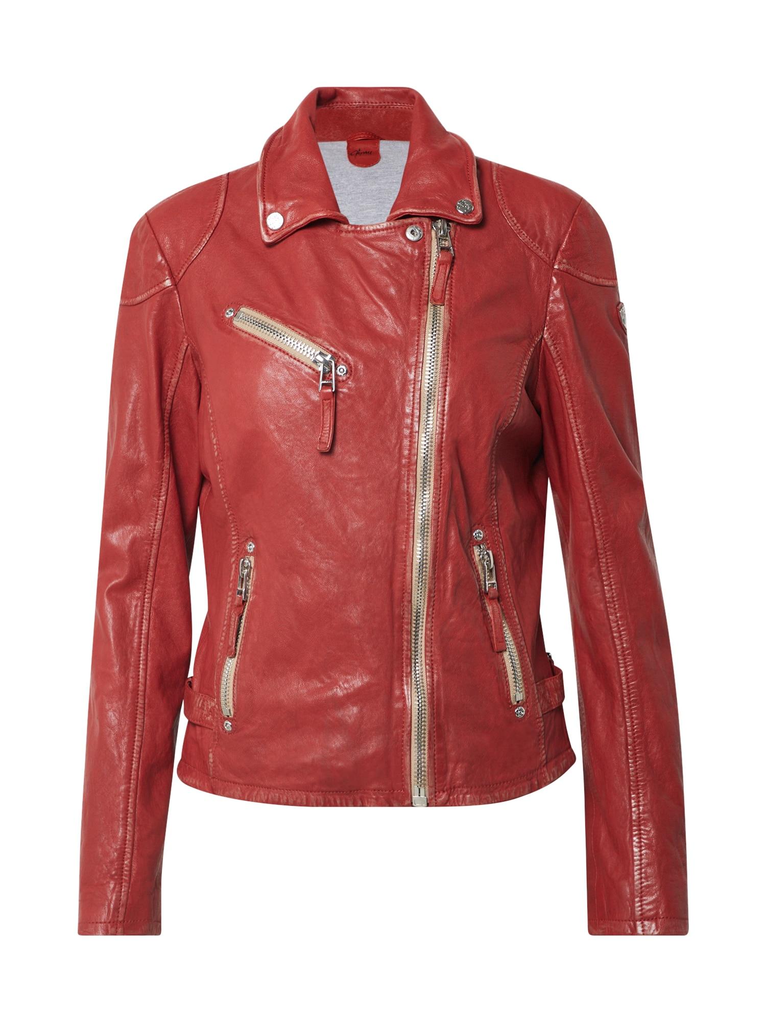 Gipsy Prechodná bunda  červené