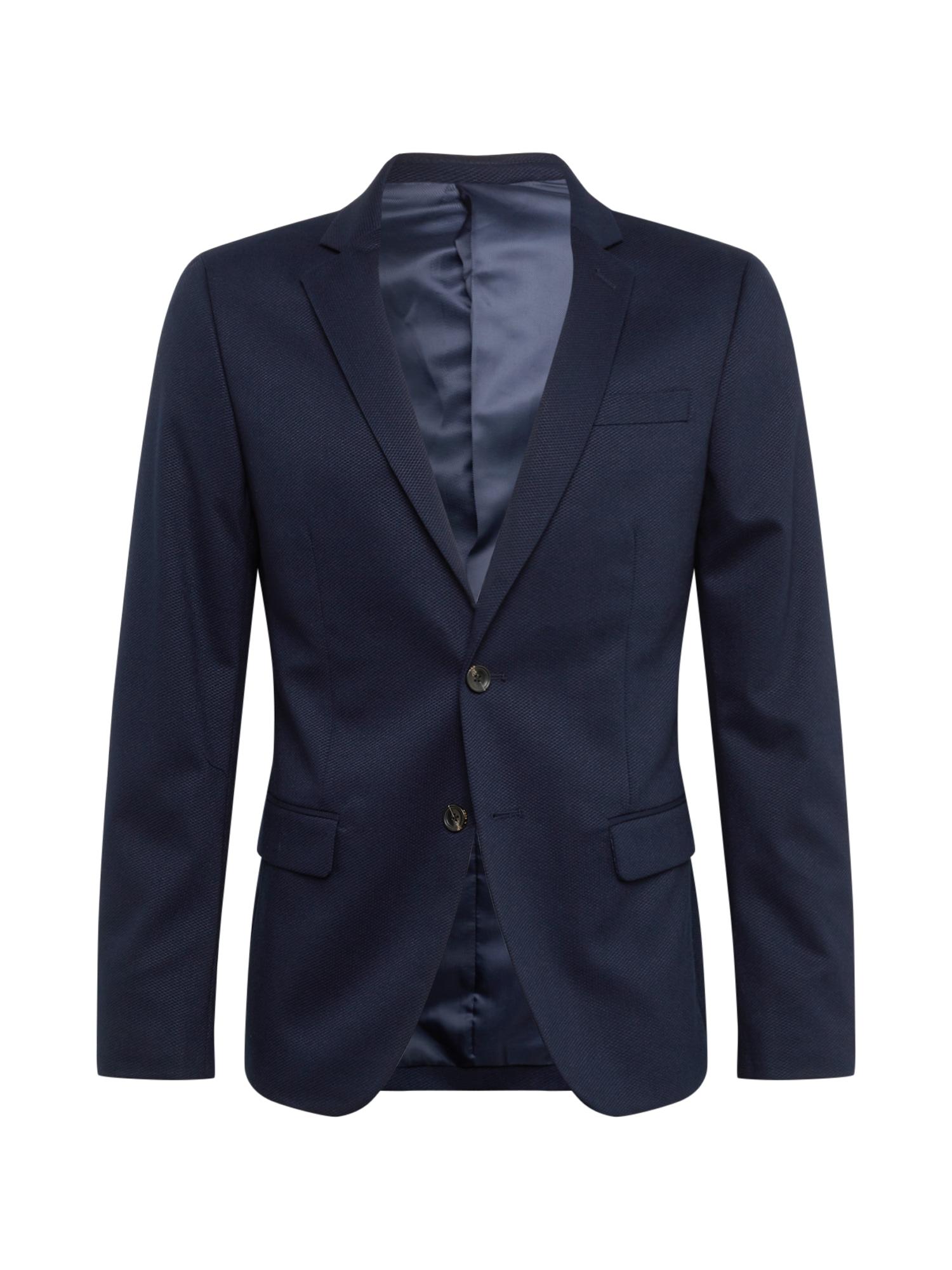 SCOTCH & SODA Dalykinio stiliaus švarkas tamsiai mėlyna