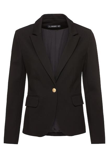Jacken für Frauen - HALLHUBER Jerseyblazer schwarz  - Onlineshop ABOUT YOU