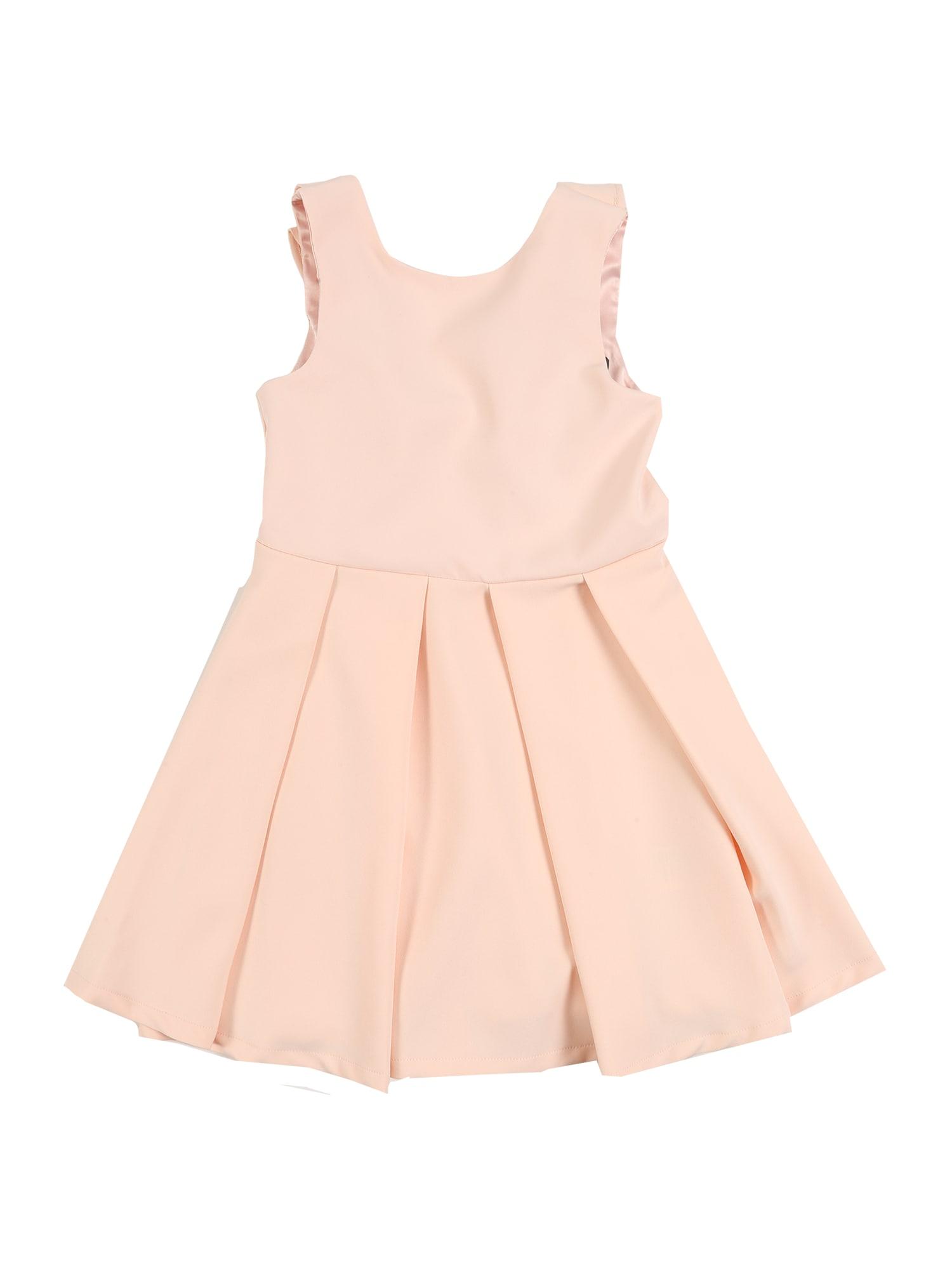 Bardot Suknelė 'ARIA BOW' persikų spalva