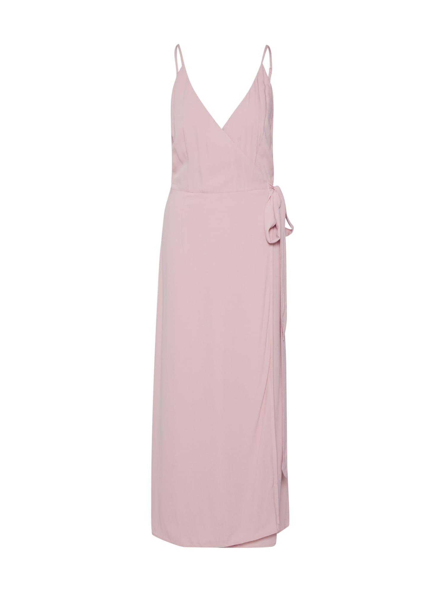 EDITED Vasarinė suknelė 'Roslyn' rožinė / rožių spalva