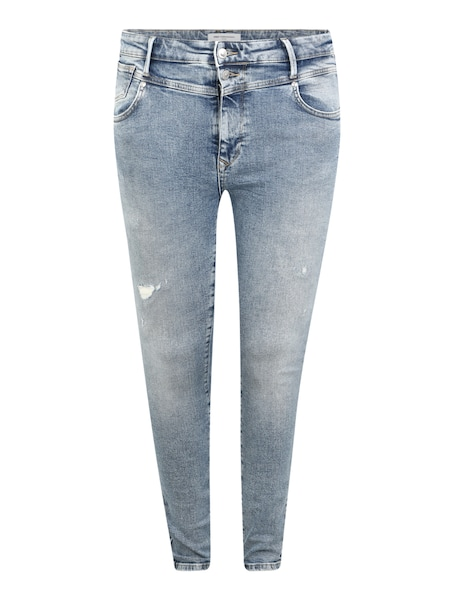 Hosen - Jeans 'CARRISSY' › ONLY Carmakoma › hellblau  - Onlineshop ABOUT YOU