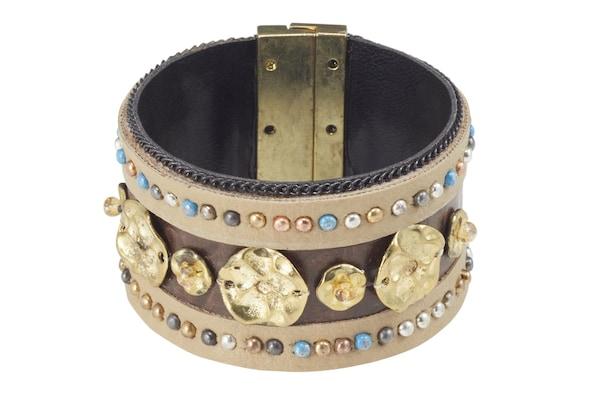 Armbaender für Frauen - Heine Armband braun mischfarben  - Onlineshop ABOUT YOU