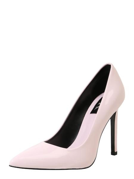 Highheels für Frauen - Calvin Klein Jeans High Heel Pumps in Lackleder 'PAIGE' rosa  - Onlineshop ABOUT YOU