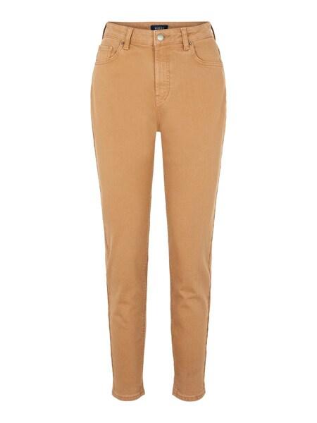 Hosen - Jeans › PIECES › hellbraun  - Onlineshop ABOUT YOU
