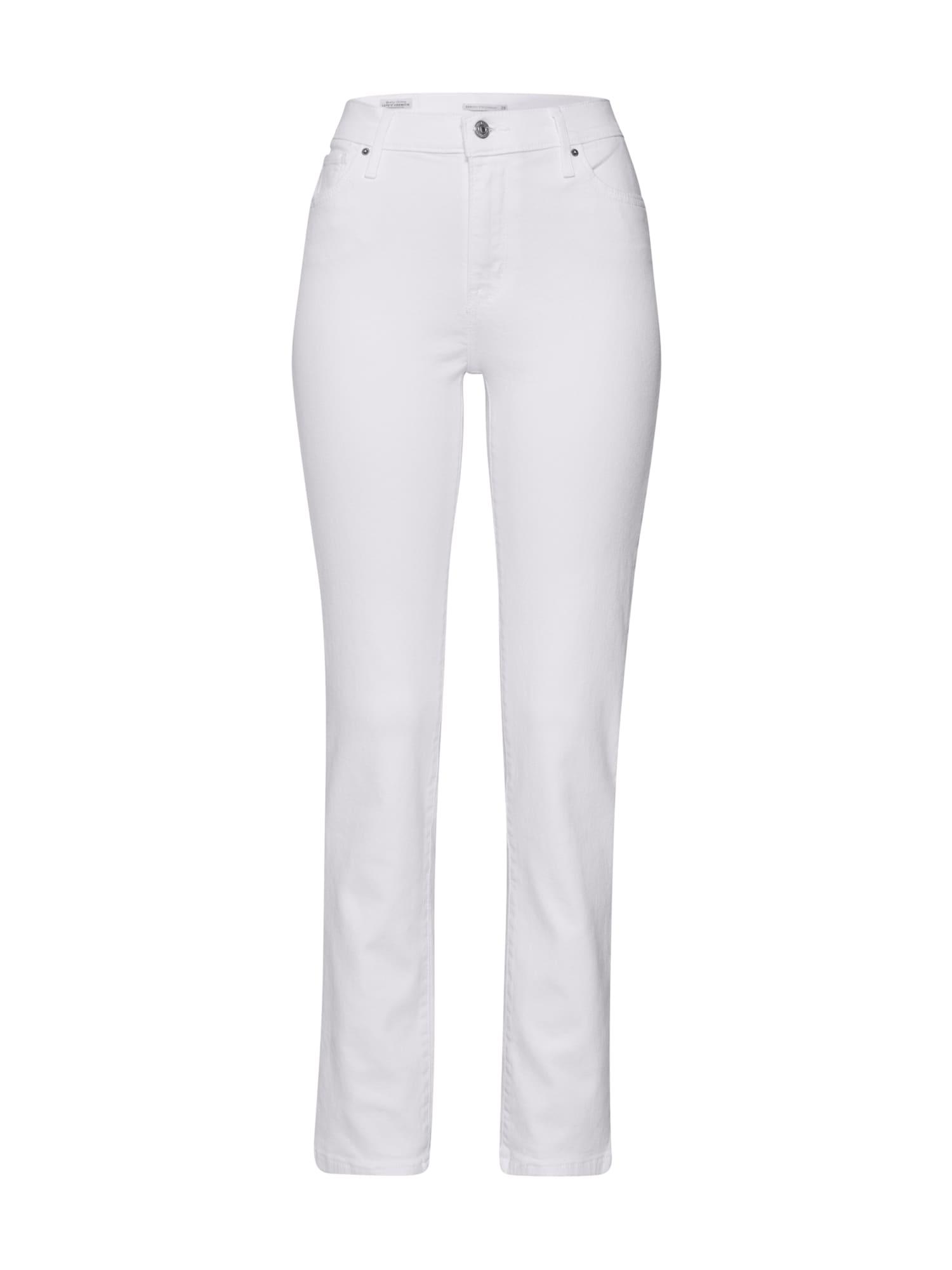 LEVI'S Džínsy '724™'  biela