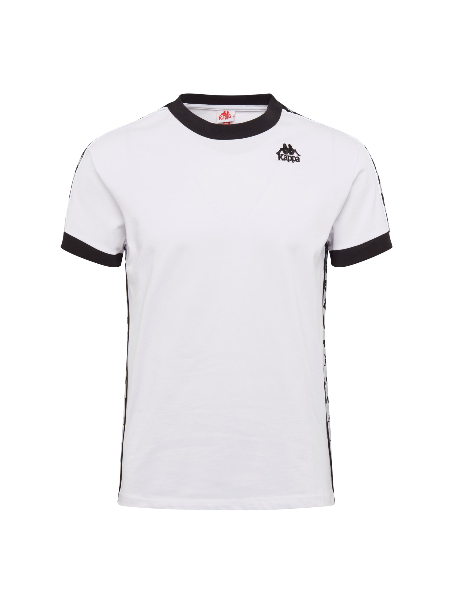 Tričko Banda Bismal černá bílá KAPPA