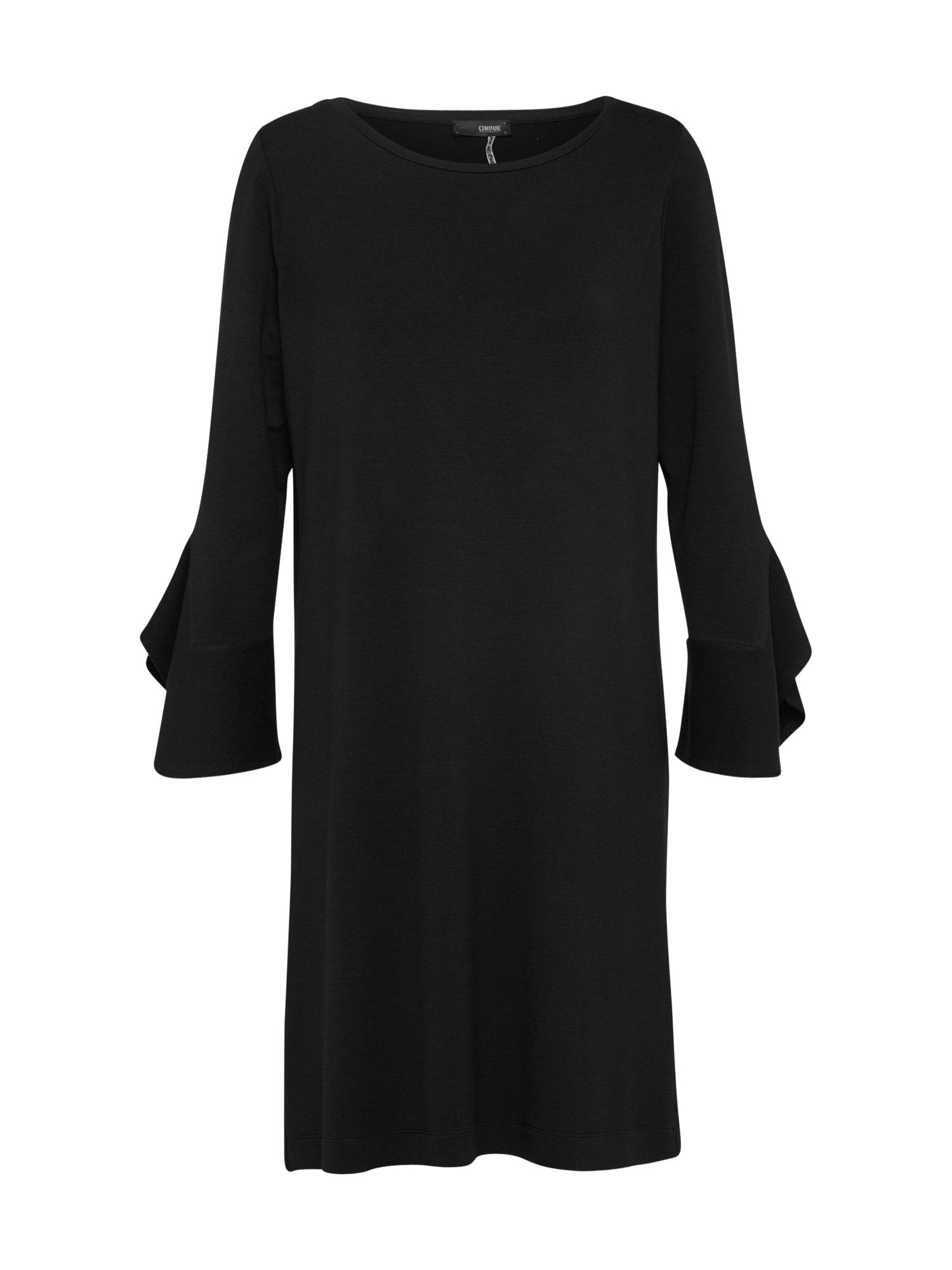 CINQUE Kokteilinė suknelė 'Cinelina' juoda