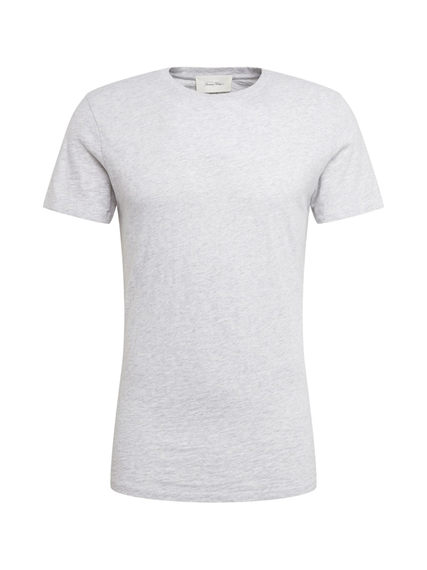 AMERICAN VINTAGE Marškinėliai 'BYSAPICK' margai pilka