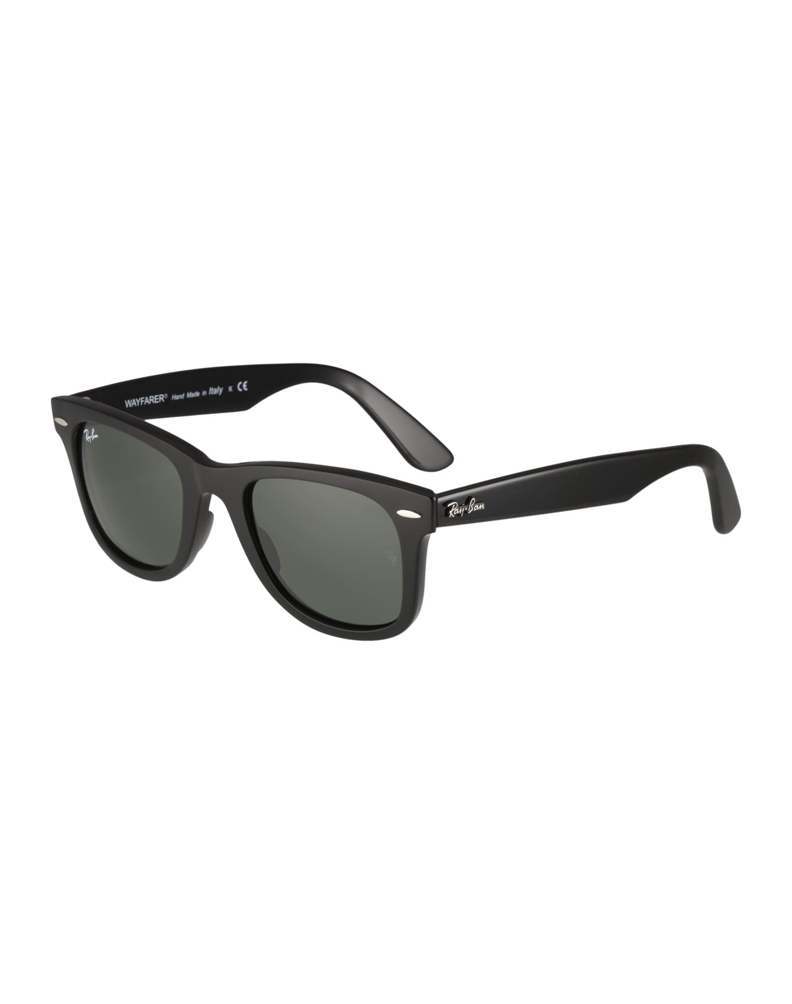 Ray-Ban Slnečné okuliare 'Wayfarer'  čierna