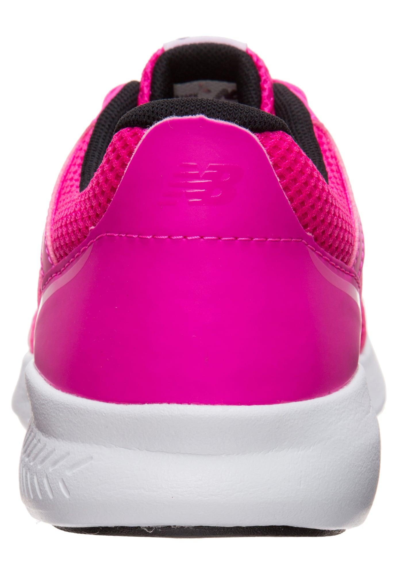 ad672423b65 New Balance, Meisjes Sportschoen YK570-BL-M, neonroze / wit