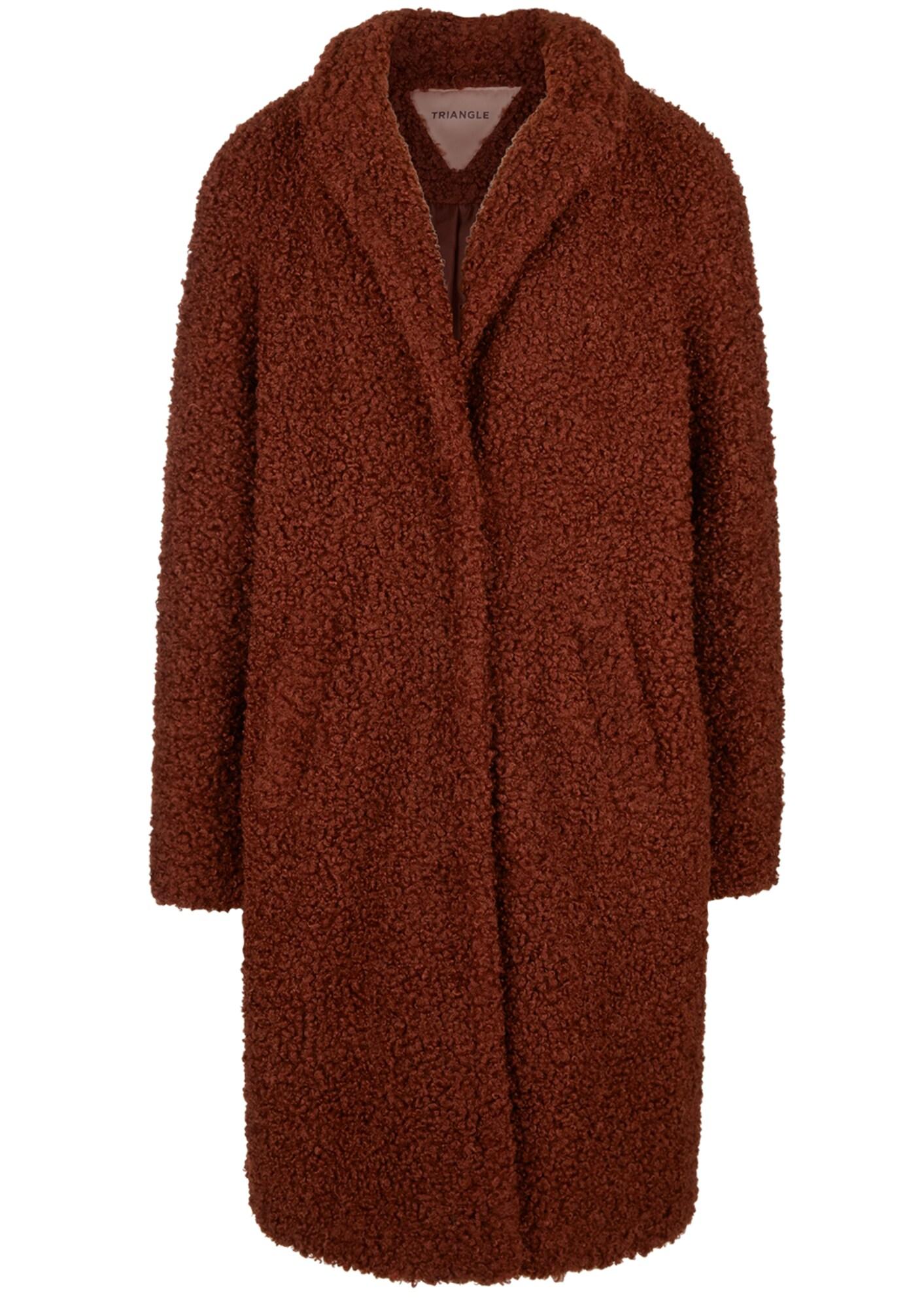 TRIANGLE Rudeninis-žieminis paltas geltona (ochros)