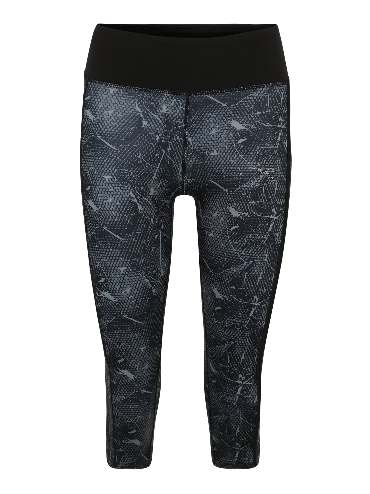 Sportovní kalhoty šedá černá Diadora