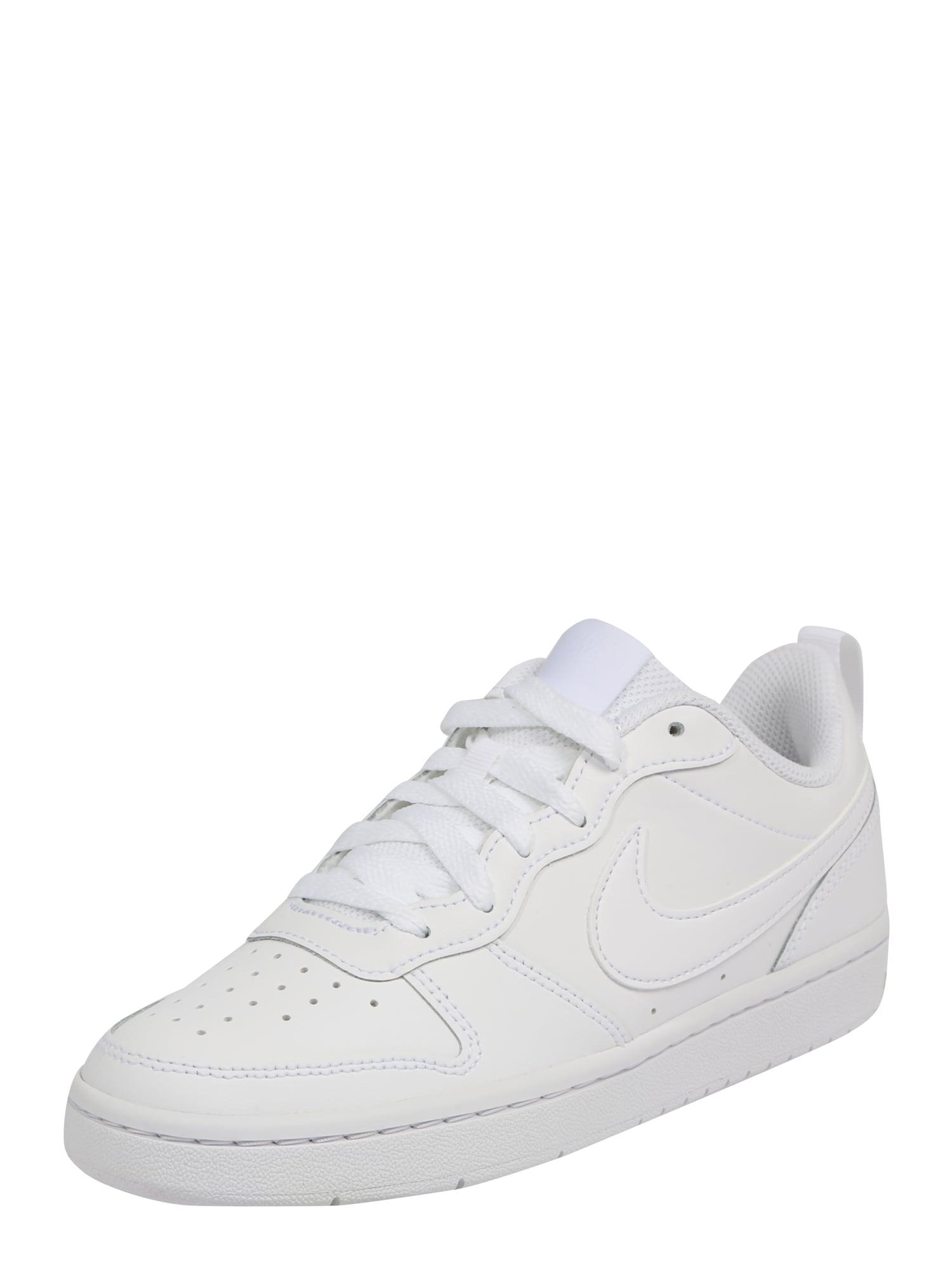 Nike Sportswear Sportbačiai 'Court Borough Low 2' balta