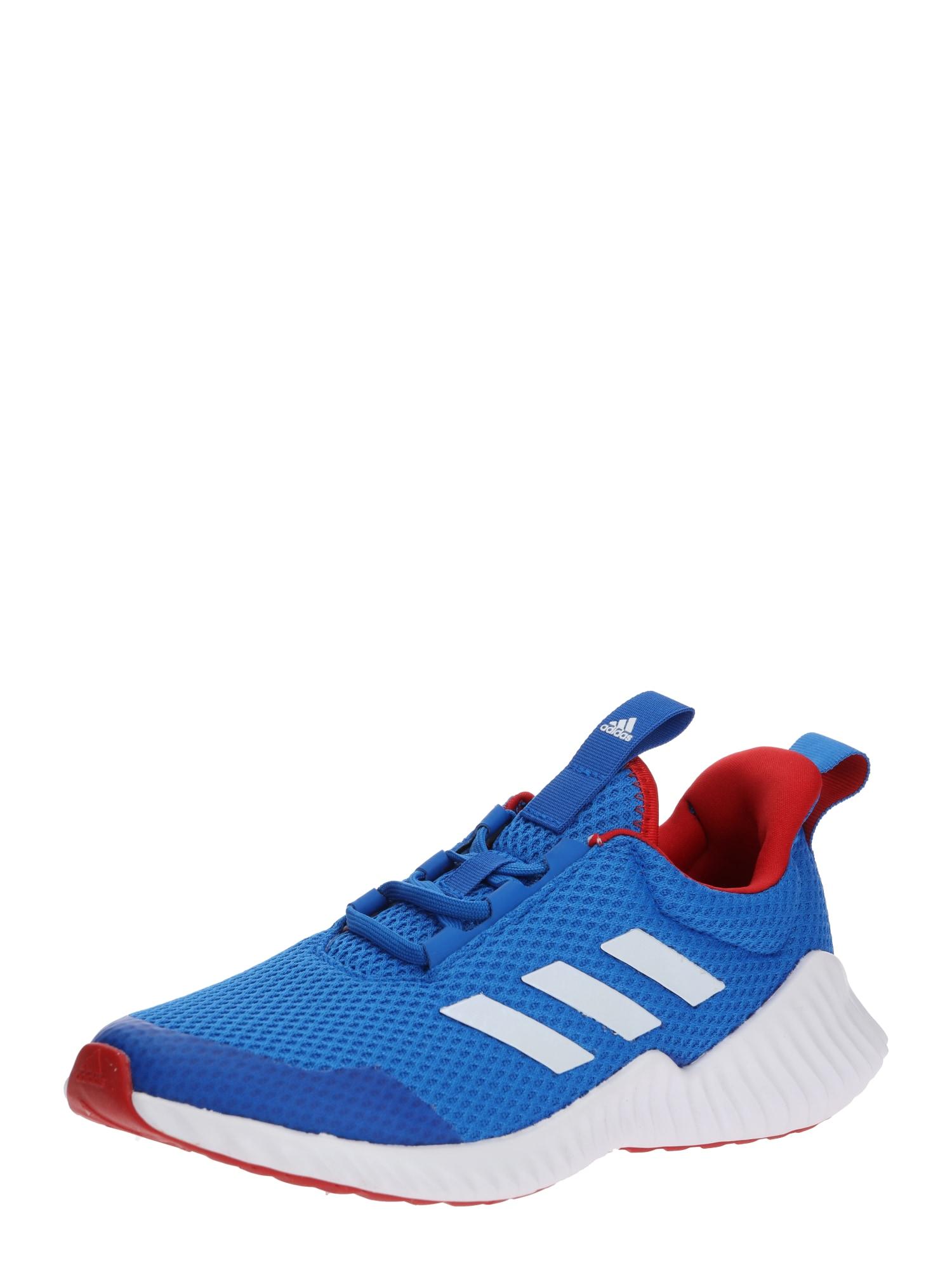 """ADIDAS PERFORMANCE Sportiniai batai 'FortaRun K' sodri mėlyna (""""karališka"""") / balta"""