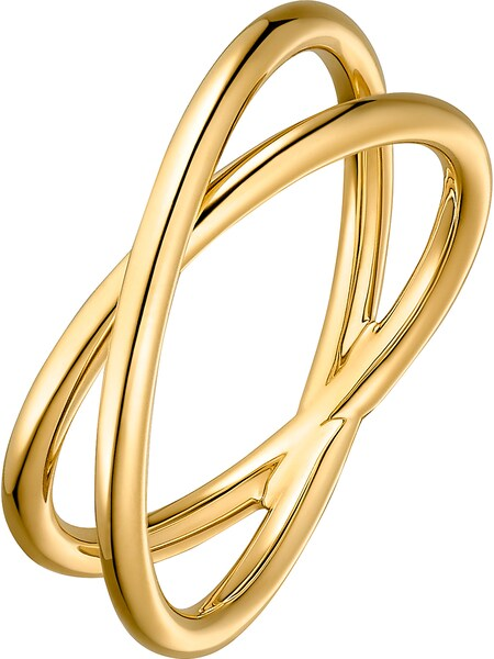 Ringe für Frauen - Guido Maria Kretschmer Ring gold  - Onlineshop ABOUT YOU