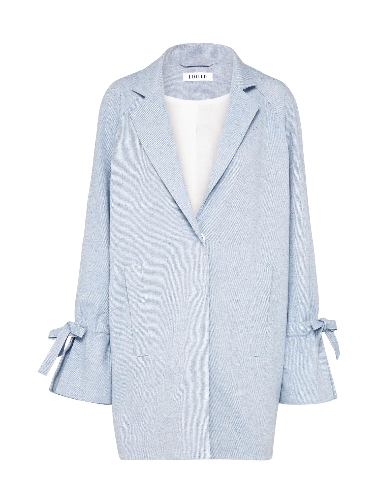 EDITED Rudeninis-žieminis paltas 'Rumer' šviesiai mėlyna