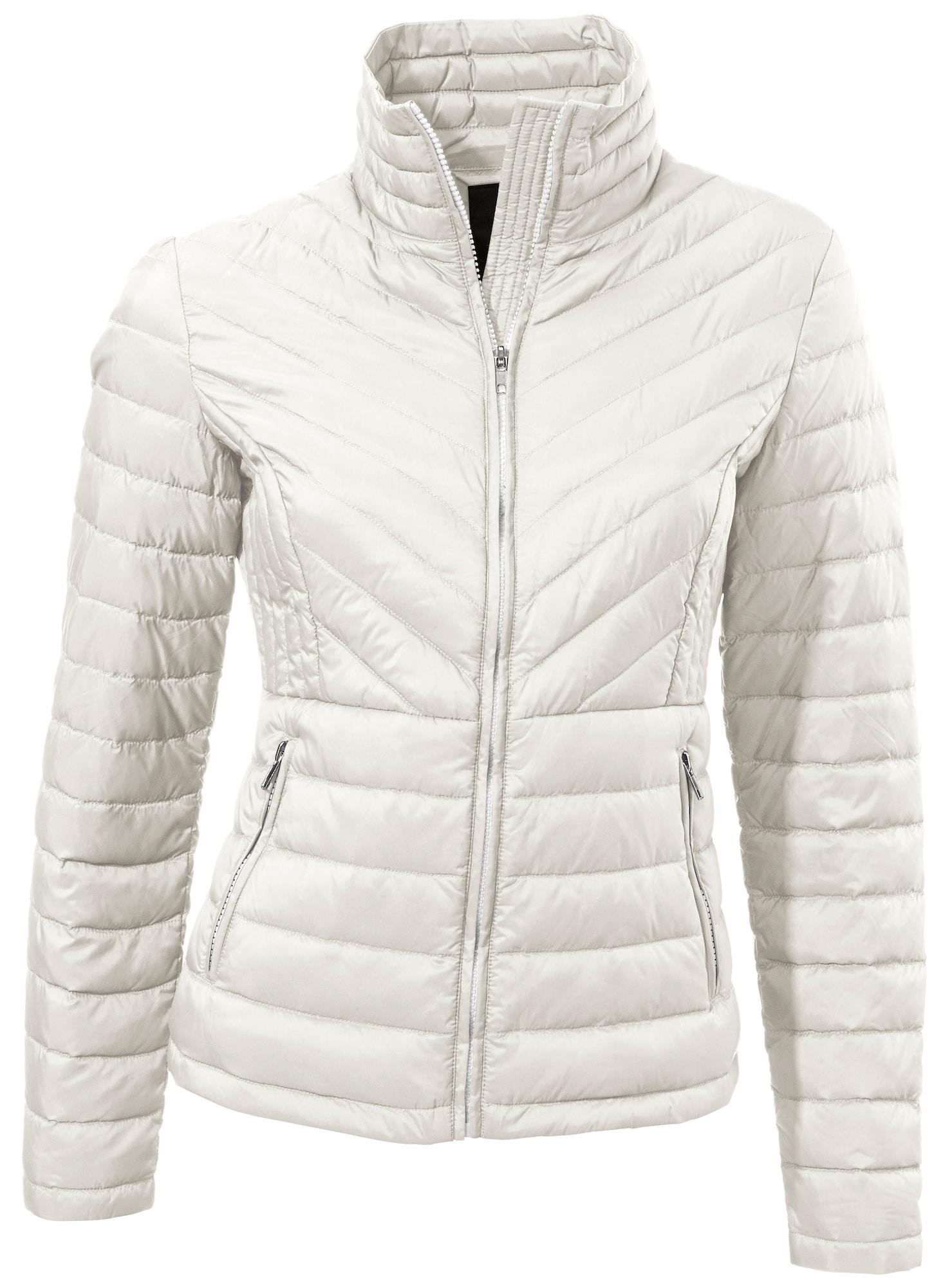 heine Zimná bunda  biela
