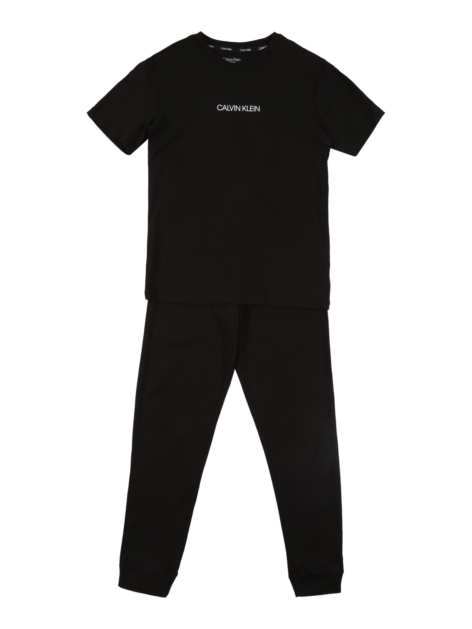 Calvin Klein Underwear Miego kostiumas juoda