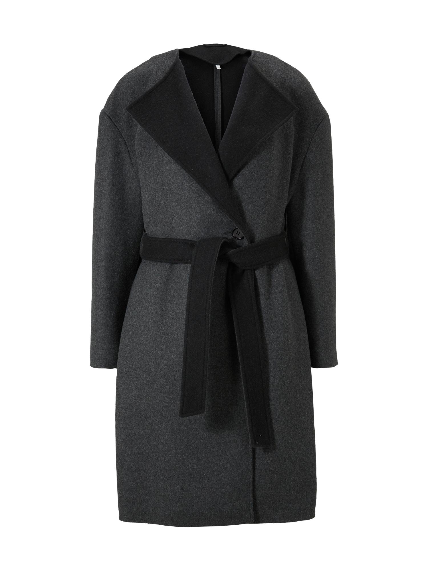 heine Demisezoninis paltas antracito spalva