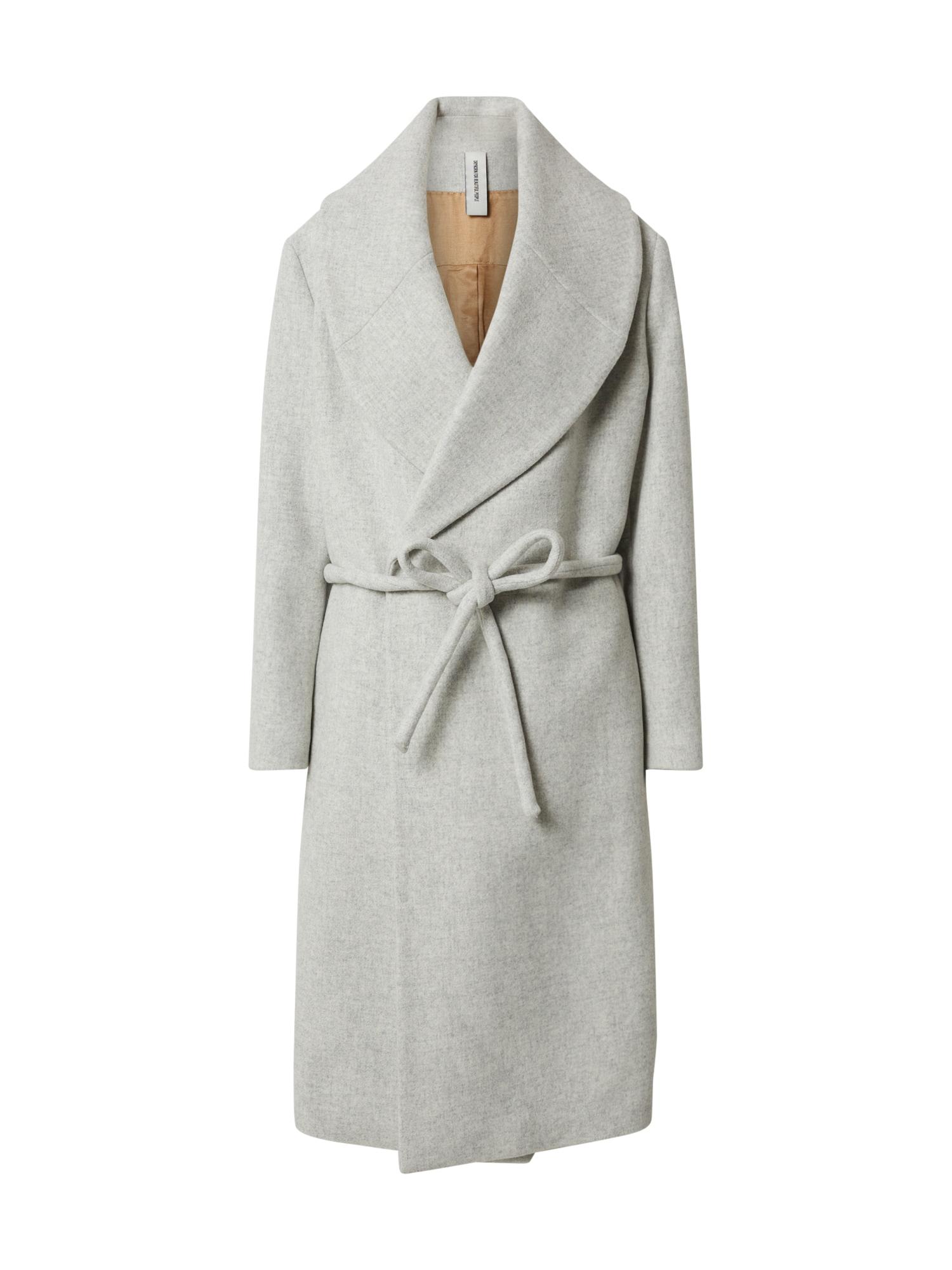 DRYKORN Žieminis paltas 'Cranbrook' pilka