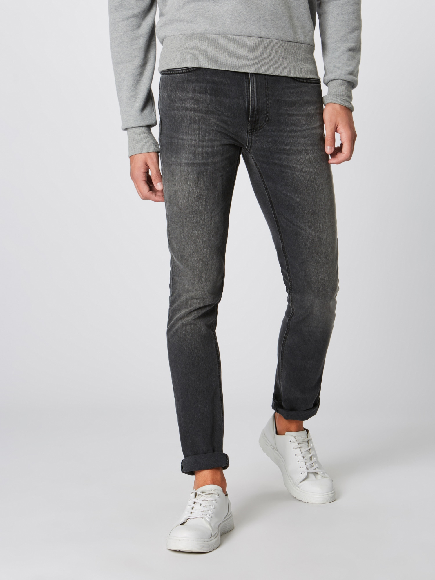 Nudie Jeans Co Jeans 'Lean Dean'  grå denim