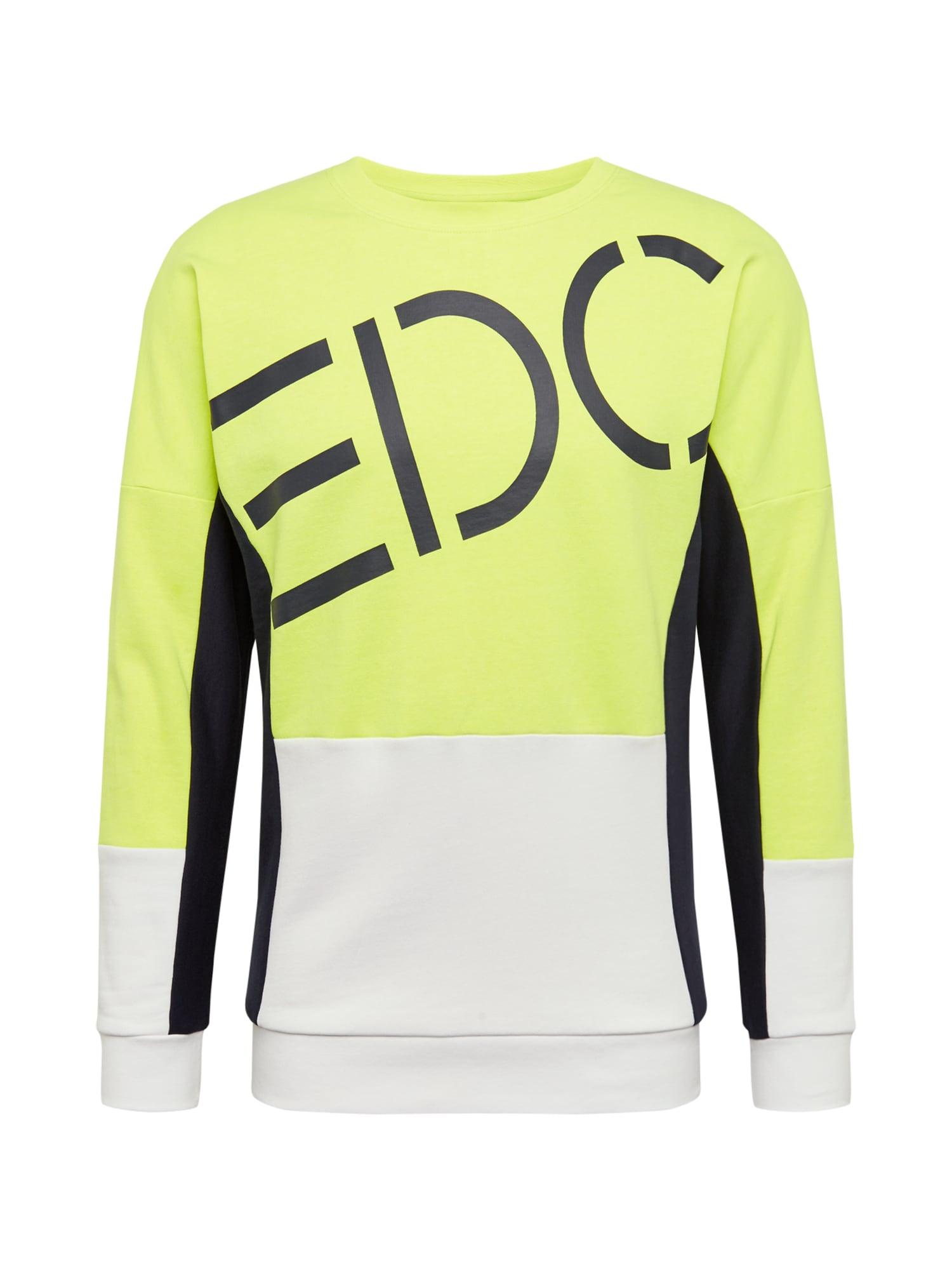 EDC BY ESPRIT Megztinis be užsegimo 'SG-030CC2J301' pilka