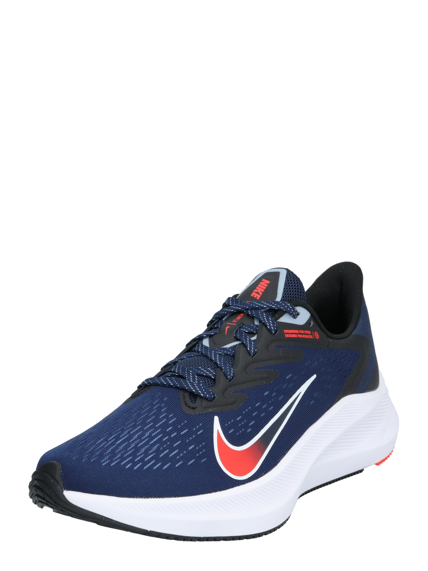 NIKE Bėgimo batai 'Zoom Winflo 7' tamsiai mėlyna