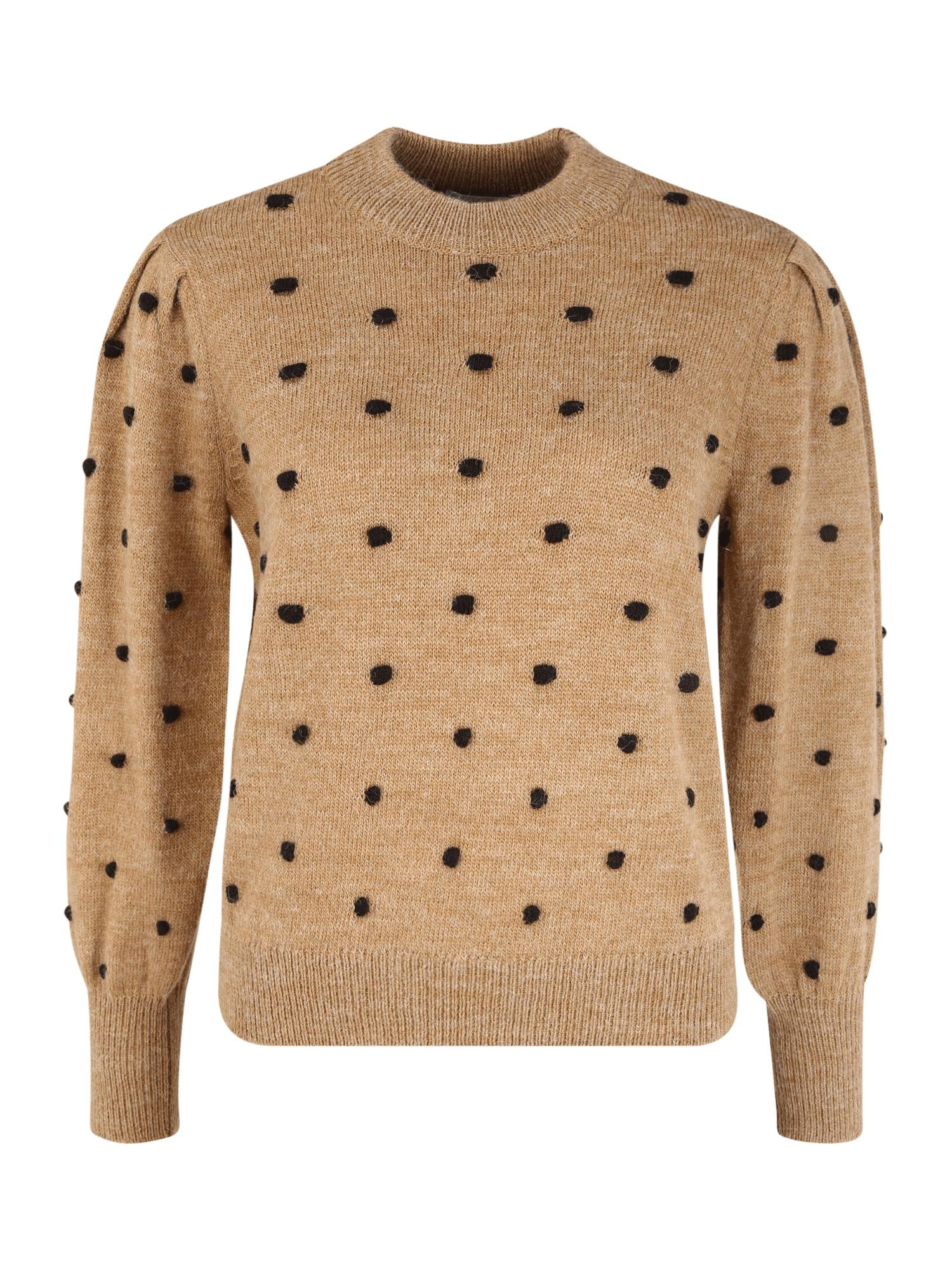 OBJECT (Petite) Megztinis ruda