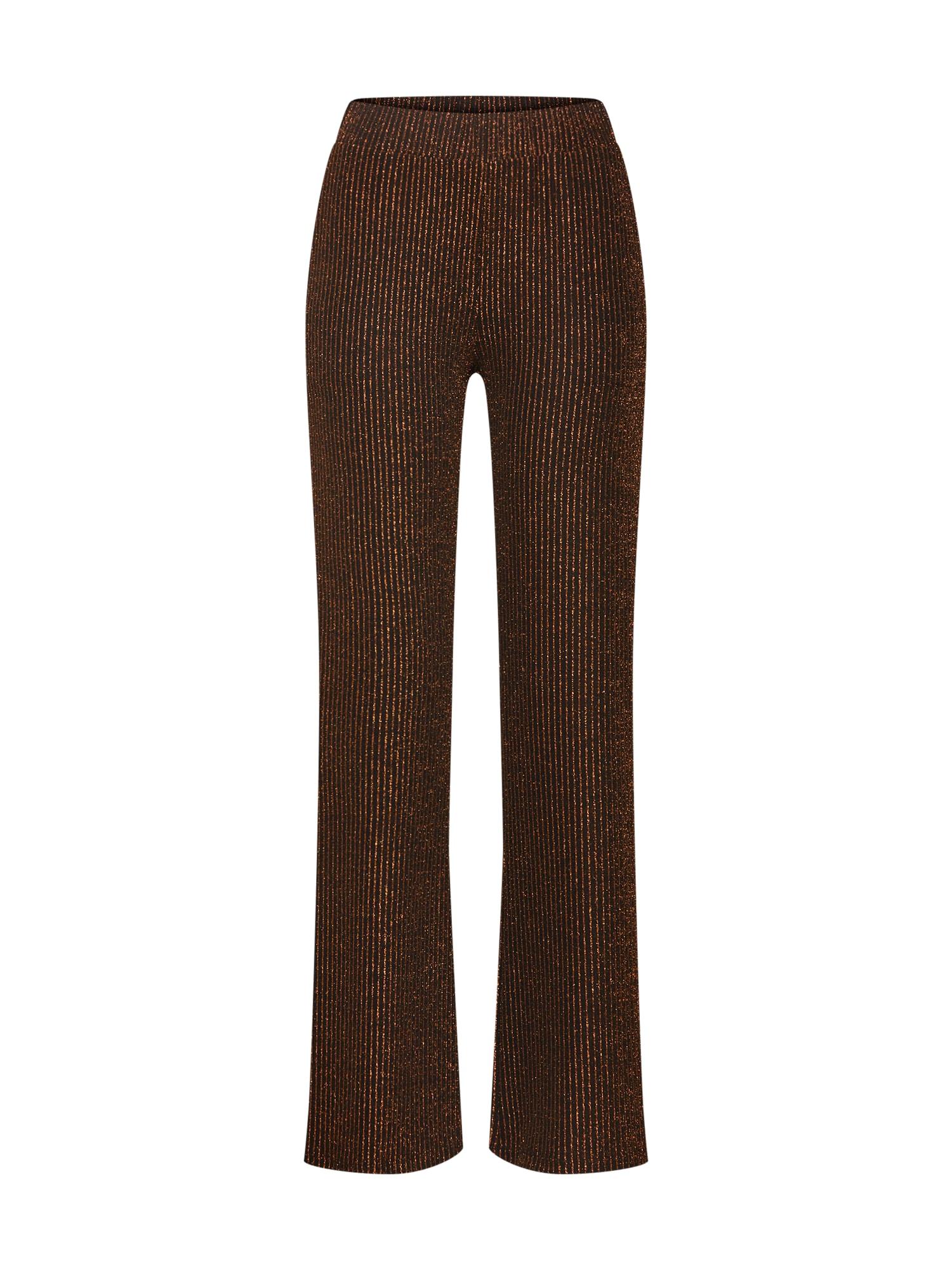 Another Label Kelnės 'Rivoli Pants' ruda