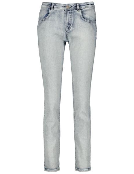 Hosen für Frauen - Jeans › TAIFUN › hellblau  - Onlineshop ABOUT YOU